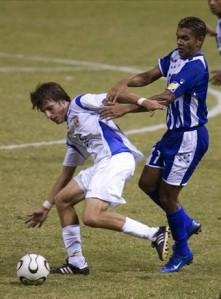 Puerto Rico Honduras Wcup Soccer